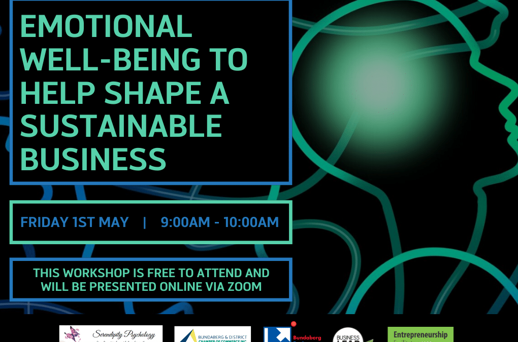 Emotional Well-being to help Shape a Sustainable Business