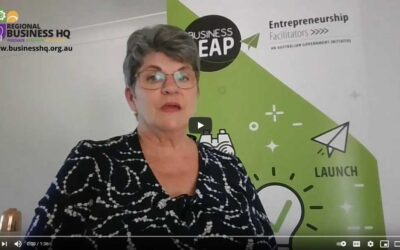 Meet our Entrepreneurship Facilitator – Business LEAP Bundaberg